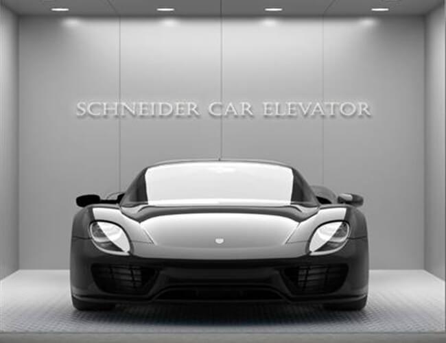 car-elev
